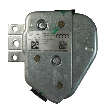 Audi A6 Q7 Access Start Authorization J518 Module With