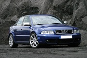 1998-2002 B5 A4/S4/RS4