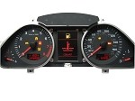 Audi 2005+ A6/S6/Q7 Instrument Cluster LCD Service