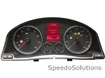 VW MK5 Golf/Jetta/EOS Instrument Cluster Immobilizer Repair