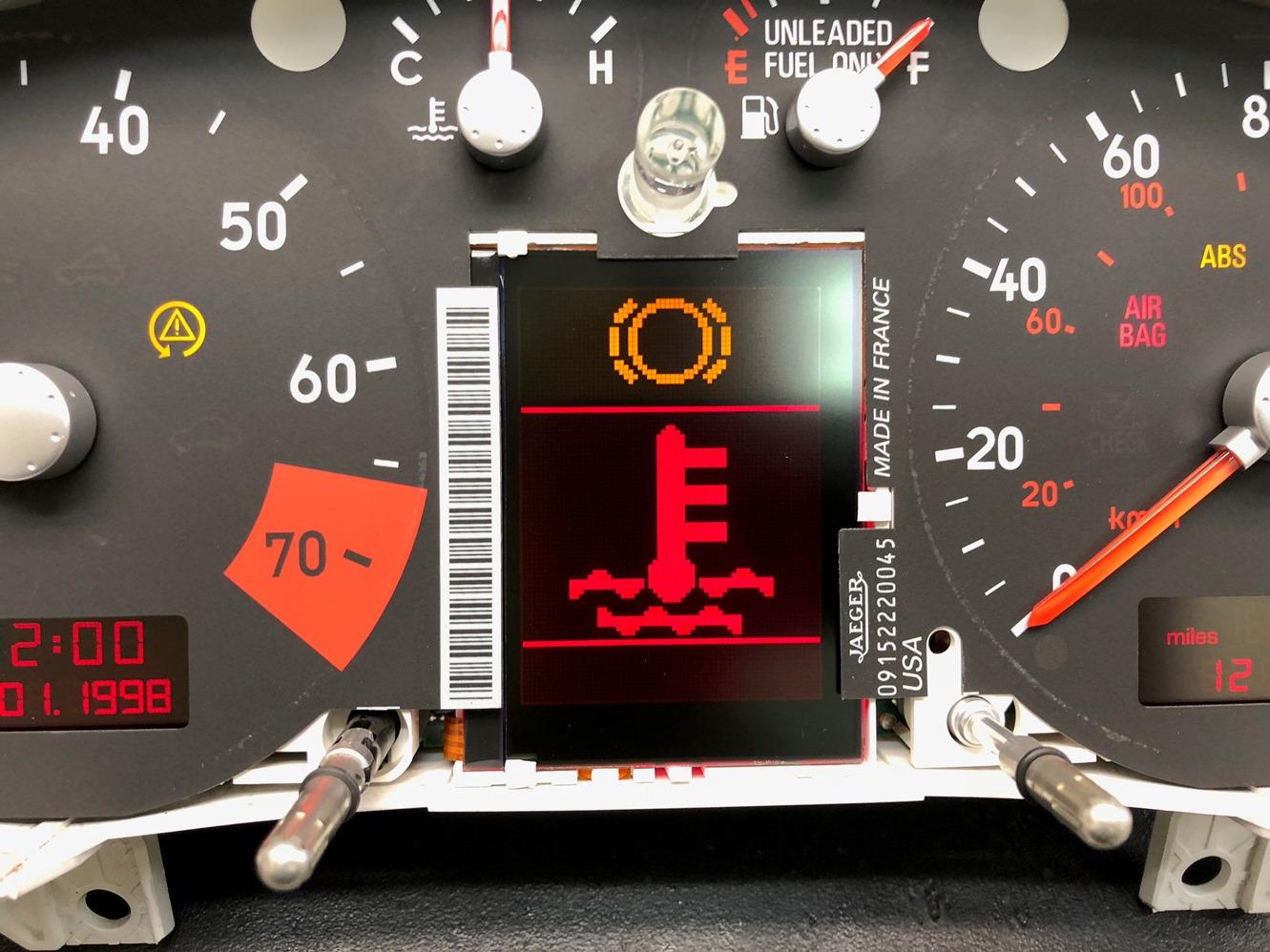 Audi TT Instrument Cluster Repair - Complete Rebuild/REMAN Service