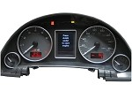 Audi B6 and B7 A4/S4 Bosch RB4 RB8 Instrument Cluster - Repair Service